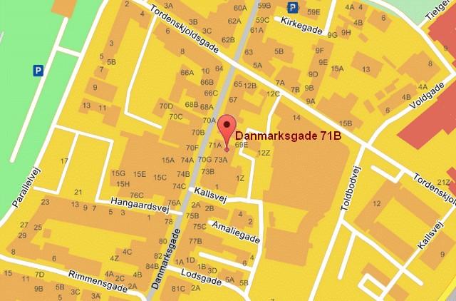 Danmarksgade 71 640